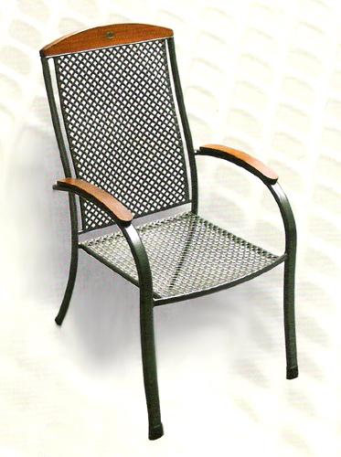 Kovová židle Monaco UNIKOV
