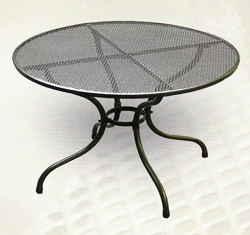 Zahradní nábytek - TAKO kovový stůl 105 cm