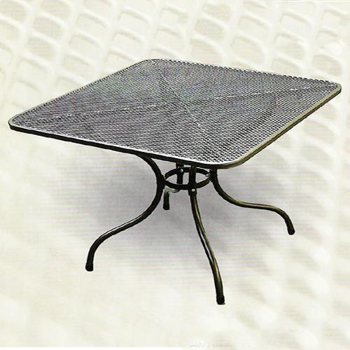 Zahradní nábytek - TAKO kovový stůl 105 x 105 cm