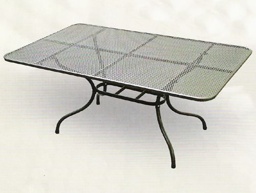Zahradní nábytek - TAKO kovový stůl 190 x 105 cm