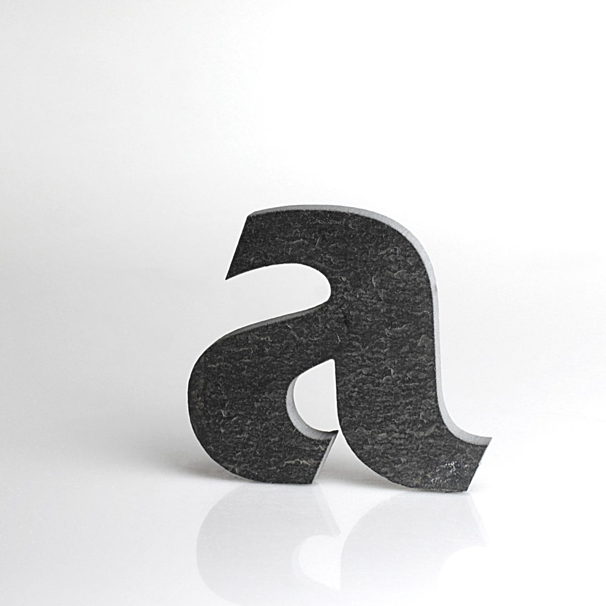 """Domovní číslo popisné Břidlice - písmeno """"a"""""""