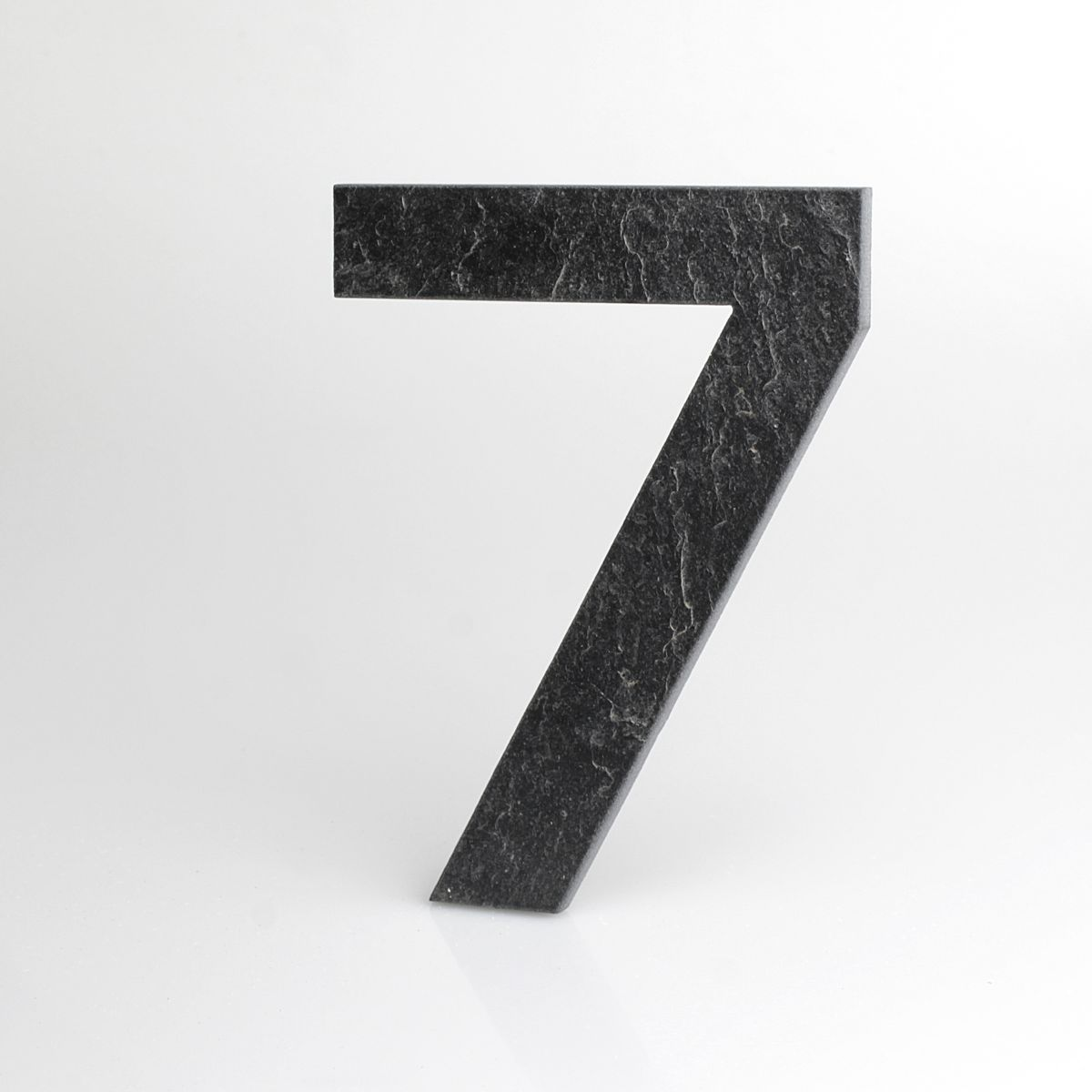Domovní číslo popisné Břidlice EUROMODE - č. 7