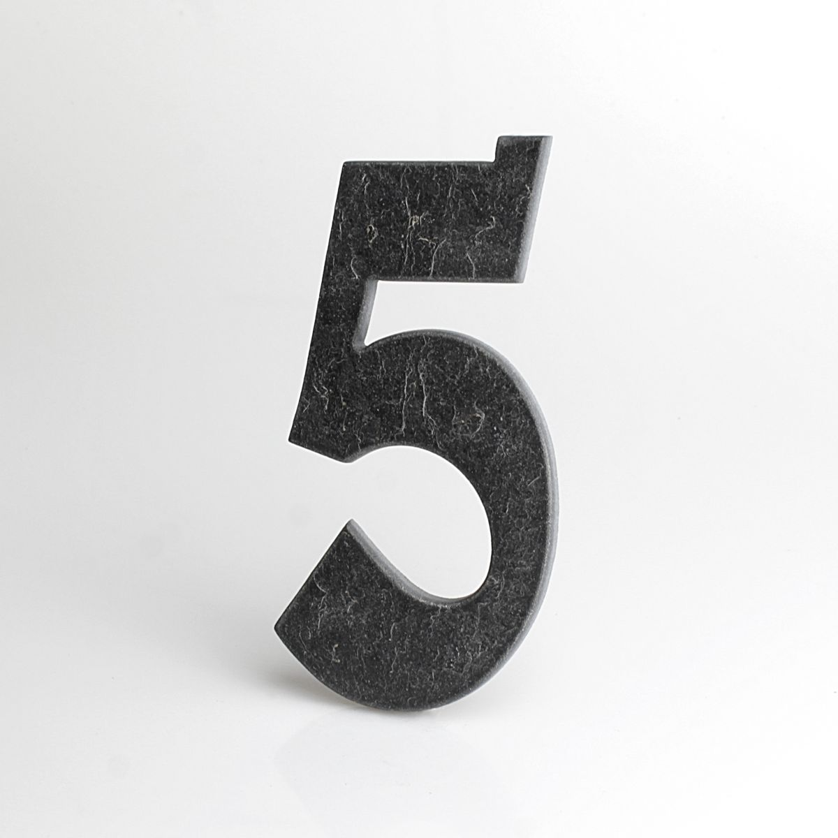 Domovní číslo popisné Břidlice BELWE - č. 5