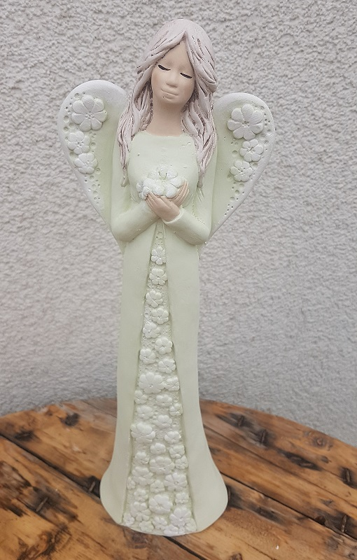 Andělka IDA - zelená